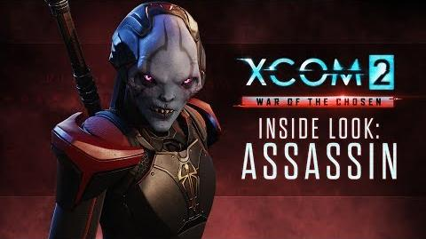 XCOM 2 War of the Chosen - Inside Look The Assassin