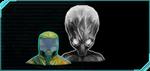 Sectoid Commander Corpse
