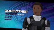 XCOM Chimera Squad - Agent Profiles Godmother