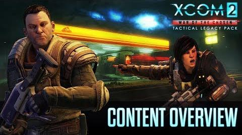 XCOM 2 War of the Chosen - Tactical Legacy Pack Overview