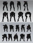 XCOM2 Sectopod ConceptSketches