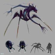 XCOM Concept Art Piero Macgowan 10a