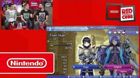 Xenoblade Chronicles 2 Torna - The Golden Country from the RedCube @ gamescom 2018