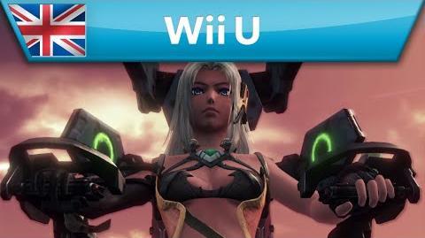 Xenoblade Chronicles X - Launch Trailer (Wii U)