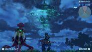 XC2-World-Tree-night