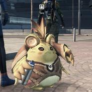 Tora XCX Screenshot