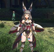 Nia Blade Form