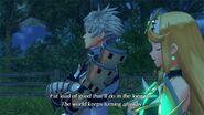 Mythra TGC english screenshot 2