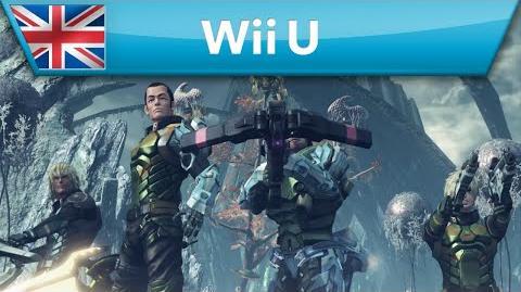 Xenoblade Chronicles X - Battle Trailer (Wii U)