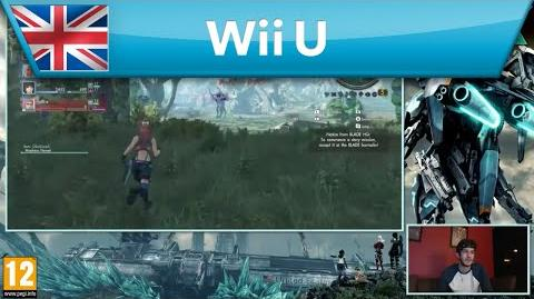 Xenoblade Chronicles X - Noctilum in-Depth Exploration (Wii U)