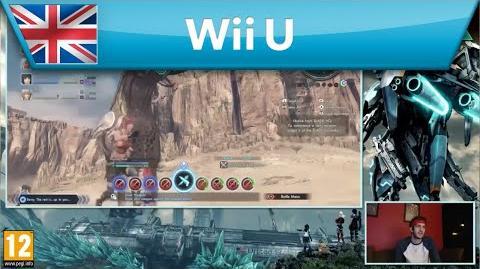 Xenoblade Chronicles X - Oblivia in-Depth Exploration (Wii U)