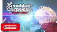 All about Xenoblade Chronicles Definitive Edition - Nintendo Switch