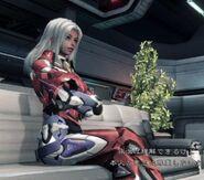 Elma sitting