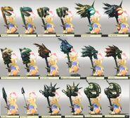 Weapons Riki