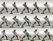 Weapons Sharla