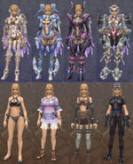 Compilation Armor Fiora 5