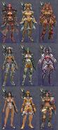 Compilation Armor Sharla