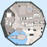 Colony 6 closeup map