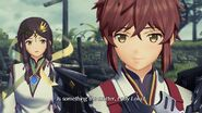 Lora and Fan english screenshot