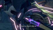 XC2 Malos' weapon 2