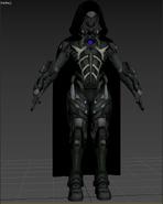 Black Knight model