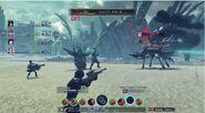 Lao in combat