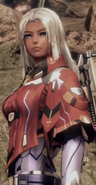 Elma close up