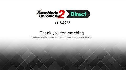 Xenoblade Chronicles 2 Direct 11.7