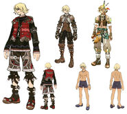Shulk concepts 1