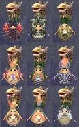 Compilation Armor Riki