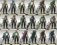 Weapons Reyn