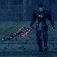XC2 Malos' weapon 5