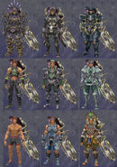 Compilation Armor Reyn