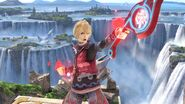 Shulk-Smash Bros Ultimate