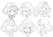 XC2-Pyra-facial-expressions-artwork