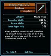 Data Probe - Mining Probe G10