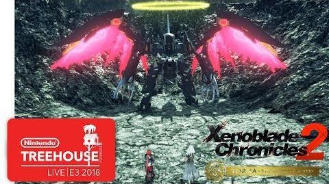 Xenoblade Chronicles 2 Torna ~ The Golden Country - Nintendo Treehouse Live E3 2018