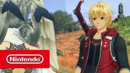 Xenoblade Chronicles Definitive Edition - Meet the cast (Nintendo Switch)