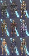 Compilation Armor Shulk