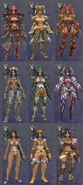 Compilation Armor Sharla