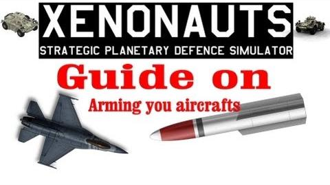 Xenonauts tutorial - Guide on how to rearm your ship