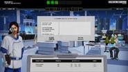 Quantum Laboratory Screen