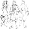 Xeno-krelian-sketches