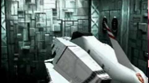 Xenogears commercial