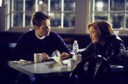 Mulder Scully Journal de Samantha Délivrance 2e partie