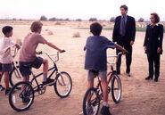 Nouvelles bicyclettes Garçons Texas Combattre le Futur