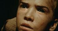 Stevie Richardson Huile Noire Combattre le Futur film