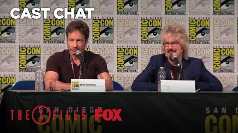 THE X-FILES Panel At Comic-Con 2017 Season 11 THE X-FILES