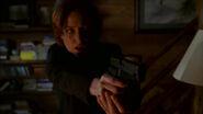 Scully Aveuglée Coup du Sort