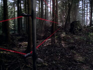 Site Écrasement extraterrestre invisible L'Ange Déchu